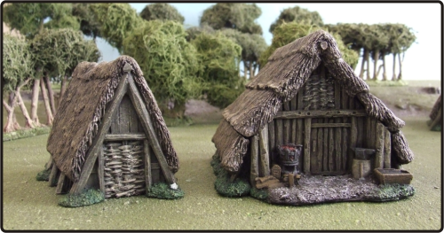 Smithy's Hovels Pack