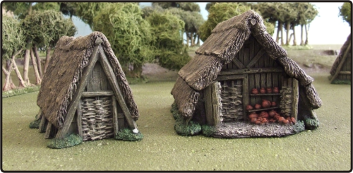 Potters Hovels Pack