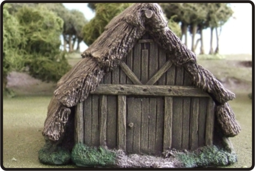 Warriors Hut