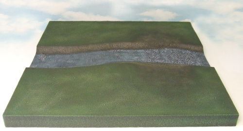 Ford River Section Terrain Tile