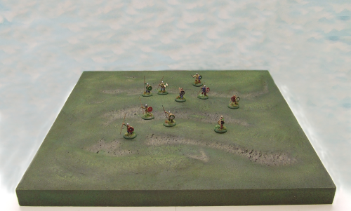 Undulating/Rough Grassland Terrain Tile