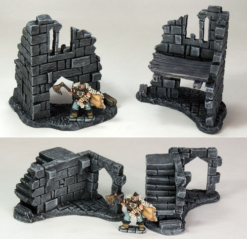 Ruined Corners Pack
