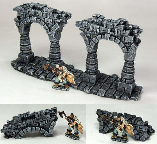 Arches and Fallen Arches Pack
