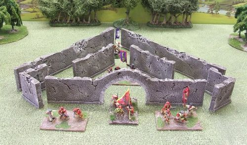 Town Walls Pack