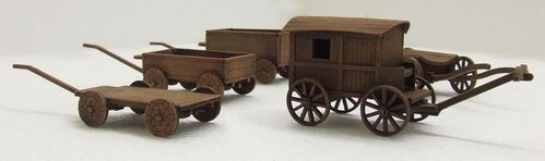 Cart and Wagon Pack