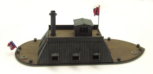 Ironclad Gunboat (Confederate)