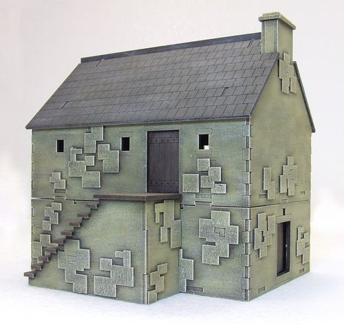 Small Bastle House