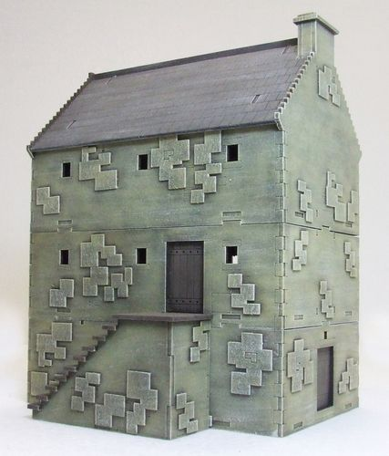 Large Bastle House